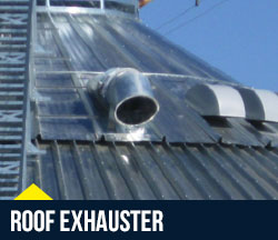 Superior Grain Equipment – Roof Accessories / Roof Vents